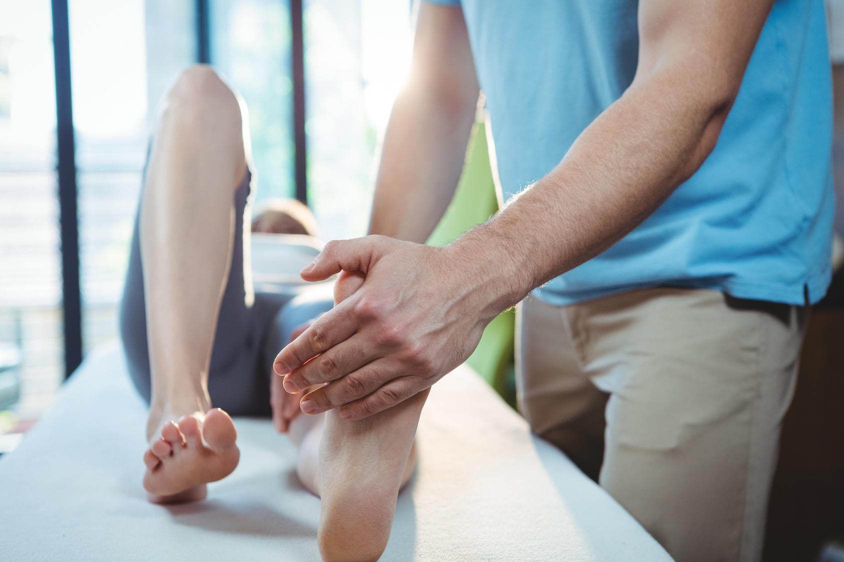 Physiotherapie, manuelle Therapie, Krankengymnastik, Korntal